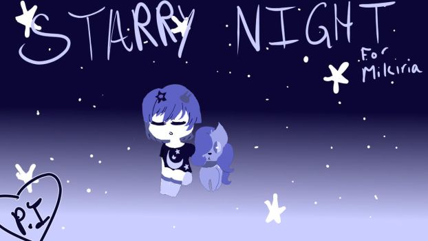 Starry Night MAP PMV my Part (6) by Plushimations