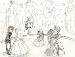 Night of the Ball. by MissBillyF