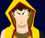 $8 commission - ieyasu by DeckardDude