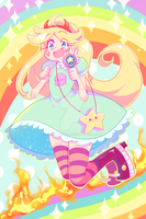 Star Butterfly by ShotaDeer