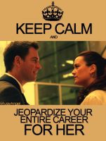 Keep Calm - Tiva - Aliyah by xAussyAngel