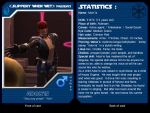 Adonis - SWTOR Trading Card by Dosrev