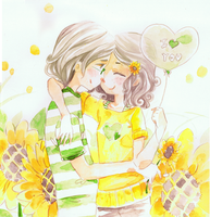 love in yellow by Sei00