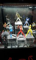 NYCC 2013 - Many More Power Rangers Figures by DestinyDecade