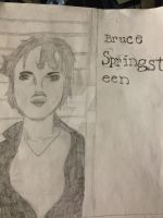Bruce Springsteen by art4life217
