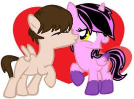 Chandler Riggs and me by cmouda23