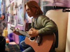 Kurt Cobain Doll 2 by worldsamess