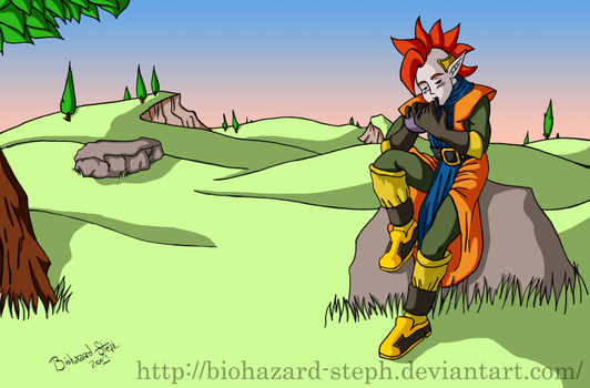 A Peaceful Melody by Biohazard-Steph