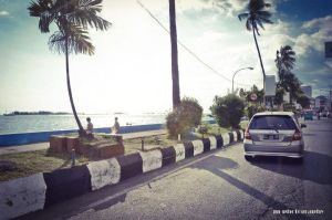 Pantai Losari by gocer-art