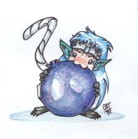 Bilberry for Grimmjow by Xenia-Cat