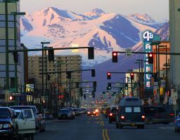 Anchorage 4th ave 2005 by sbloom