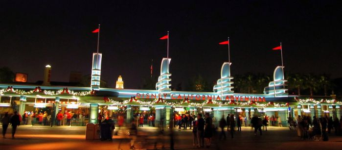 Disney California Adventure Holiday by benleif430
