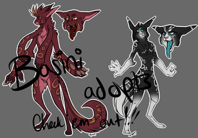 Basini Adopts and INFO by MystikMeep