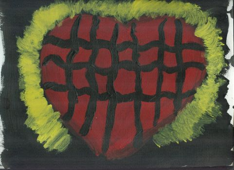 Heart grenade by Hecate85