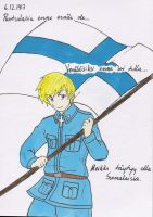 APH: Oi nouse, Suomi by Vanyahani