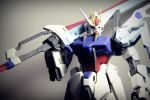 Sword Strike Gundam by splitzster