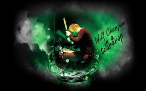 Will Champion In A Teardrop by SliderGirl