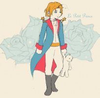 APH: le petit prince by resubee