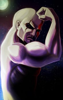 Kratos : God of War by marcocano