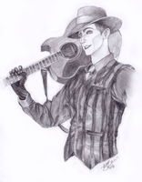 Steam Powered Giraffe:Spain by MorisHizen