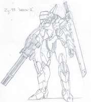 Zy-98M Shadow by StrikeRougeMk2