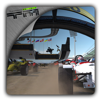 Trackmania Nations v3 icon by Themx141