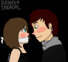 Stockholm Syndrome by JoppyDoesArt