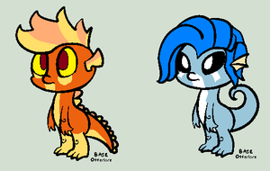 Cheap Dragons by Dulcet-Adopts