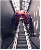 London Natural History Museum by tmz99