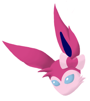 Sylveon by Cafhin