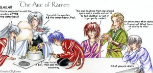 The Art of Ramen by ElvesAteMyRamen
