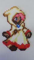 White mage with beads by bslirabsl