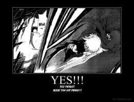 Aizen gets PWNED by dedeis1luv