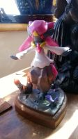 Diancie, queen of sparkles. by dobharachu