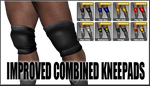 Improved Combined Kneepads for Genesis by sedartonfokcaj