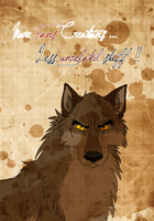 Angry Balto. by hecatehell