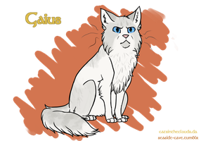 Cats of Camelot: Gaius by CatsInTheClouds