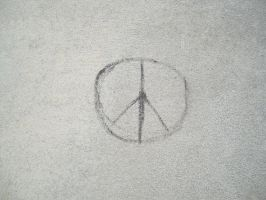 Peace by en-visioned