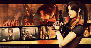 Claire Redfield - REDC - Memory Of Lost City by BetthinaRedfield