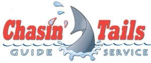 Fishing guide service logo by drvermin