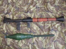 RPG-7 Prop by Wraith5