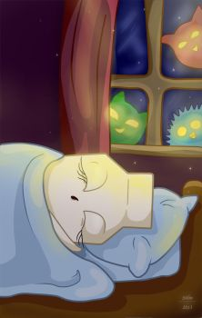 Goodnight by Siilin