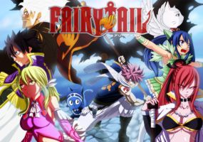 Fairy Tail by Eroishi