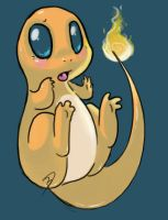 Charmander by mypokemans