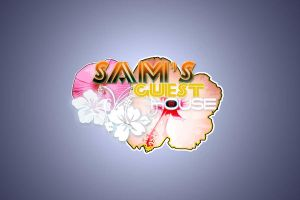 Sam's Guest House Logo by aMorle