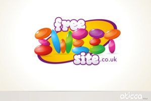 Free Sweet Site Logo by AticcaDesign