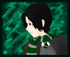 Tom Riddle... by gothikisima