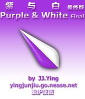 Purple and White Final by JJ-Ying