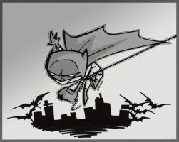 swiiing batman - swing by tyrannus
