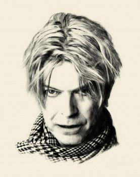 David Bowie by ZootCadillac